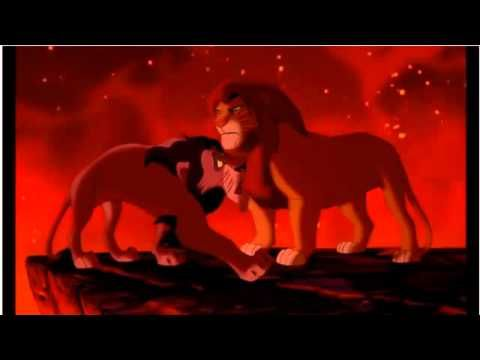 The Lion King - The Confession of Scar (German) - YouTube