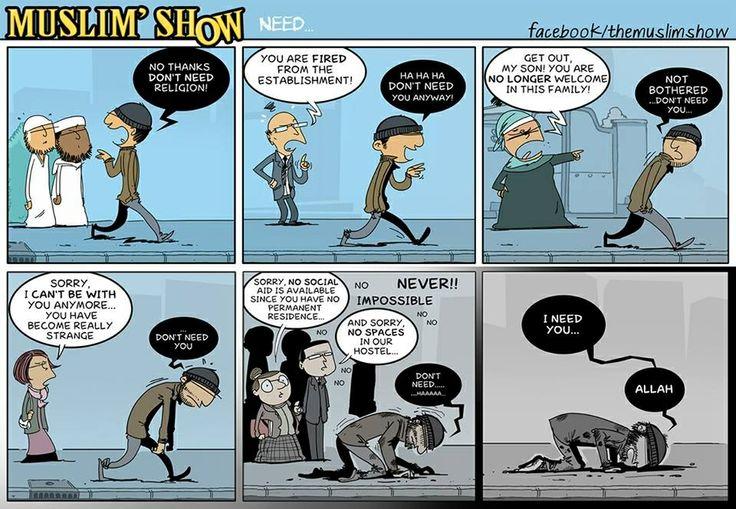 Need... #Muslim Show