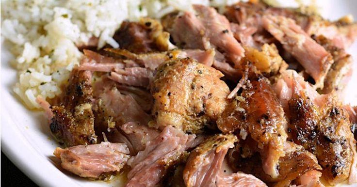 Ces COUPES de viandes ÉCONOMIQUES qui cuisent toute la journée sont fondantes et savoureuses à souhait!