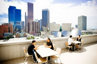 LA Panorama Café