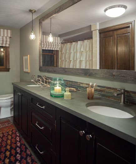 Custom Bathroom Vanities Michigan 61 best stunning bathrooms images on pinterest | bathroom ideas