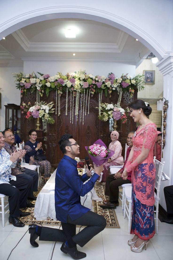 Simple Sundanese Engagement of Diska and Dika - The Proposal