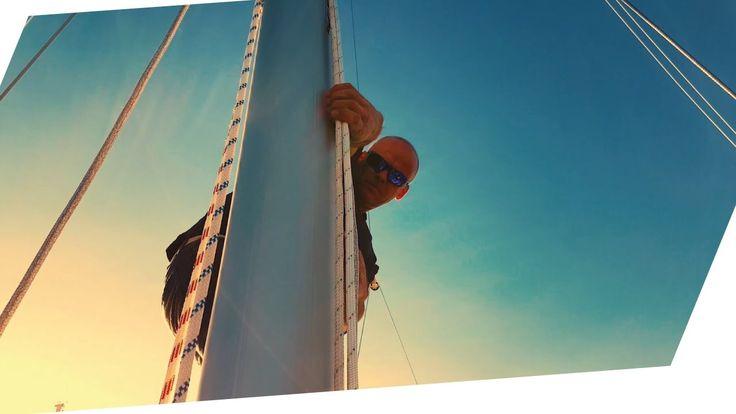 BAVARIA C57 - First rigging - Teaser