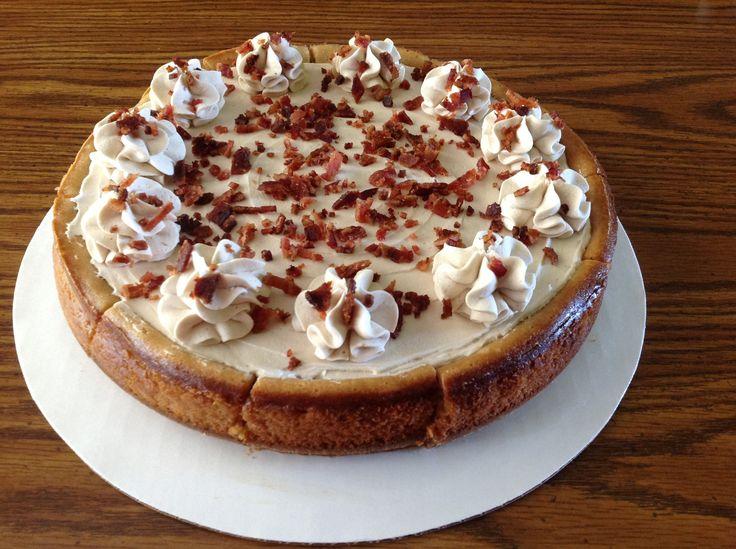 BC Maple Bacon Cheesecake