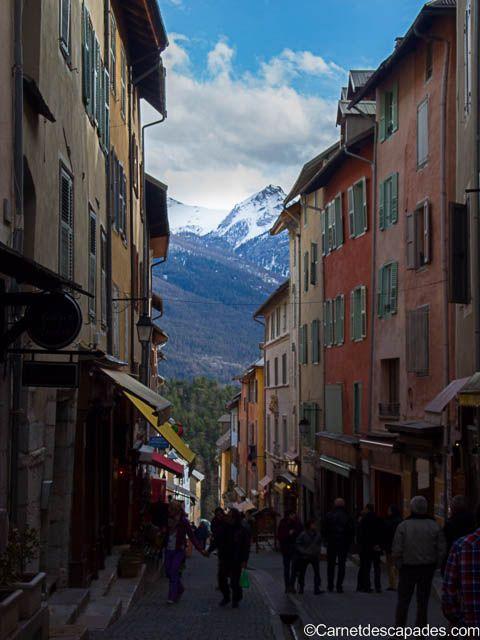 Un week-end à Briançon et Serre-Chevalier - Carnet d'escapades
