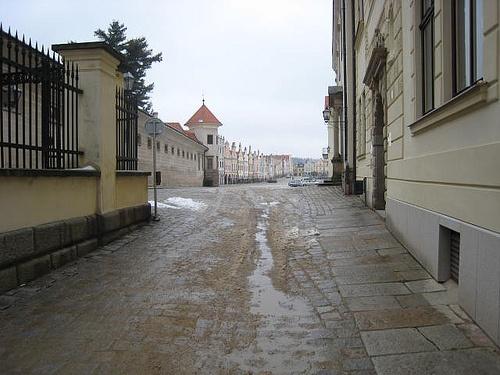 Telc,Czech Republic.