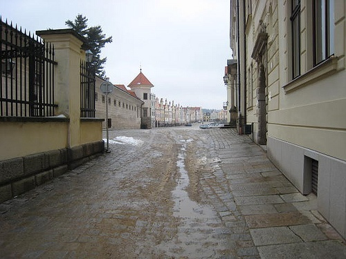 Telc,Czech Republic.