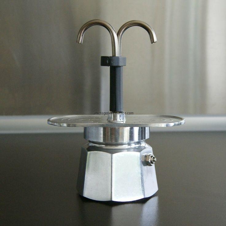 cafeti re italienne 2 tasses cuisine coffee cafe. Black Bedroom Furniture Sets. Home Design Ideas