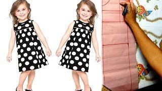 Çocuk Dress to Make - Terziler Düşler | Giyim Köşe video Dikiş