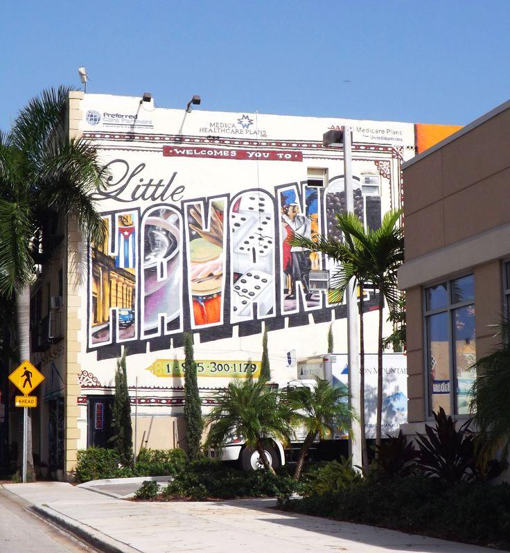 Little Havana | Walking trail in link (Miami, FL)
