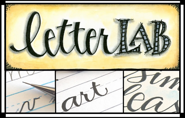really good source for lettering styles