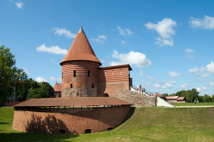 La Lituanie dans la zone euro : Medieval Castle
