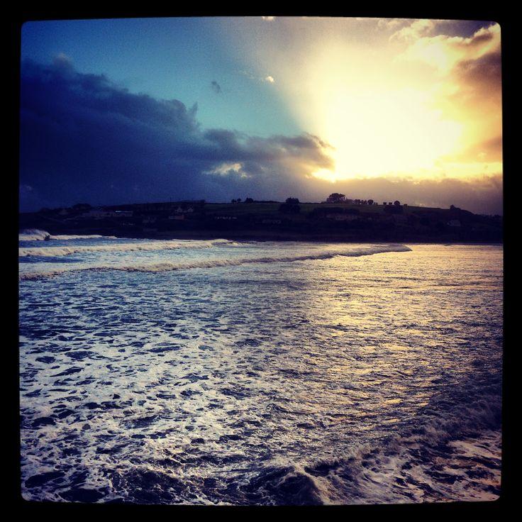 Inchydonny surf. Gotta love Cork!