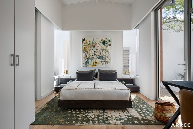 ZA Cape Villa - ARRCC inspiration, design inspiration, interior decor, interior architecture, house ideas, luxury, bedroom, green