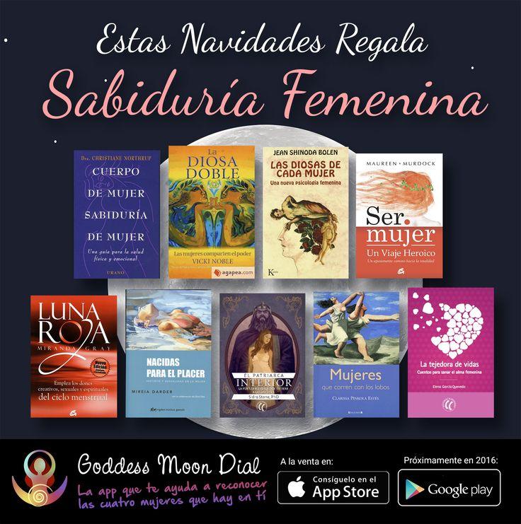 15 best goddess moon dial images on pinterest fairies goddesses os proponemos algunos libros para regalar estas navidades sobre el despertar femenino si sabis de fandeluxe Choice Image