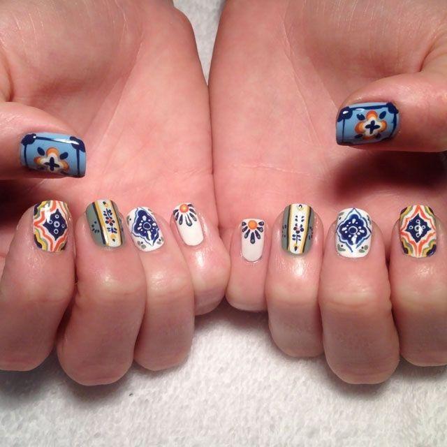 Tus uñas están listas para festejar.