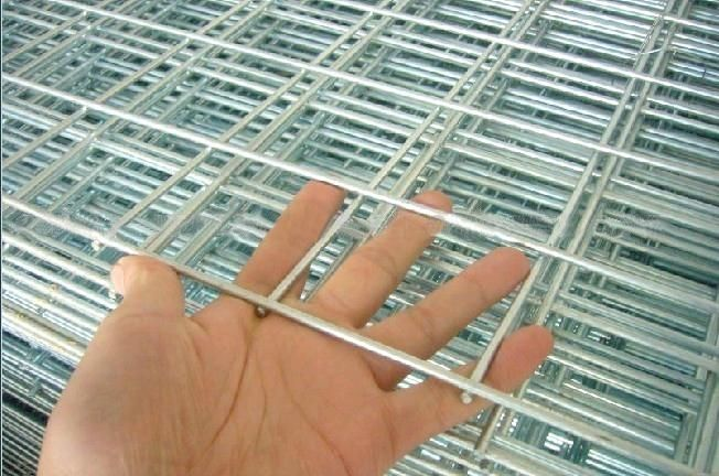 Hot Item Best Quality For Galvanized Welded Wire Mesh With Factory Price Wire Mesh Fence Wire Mesh Metal Fence Panels