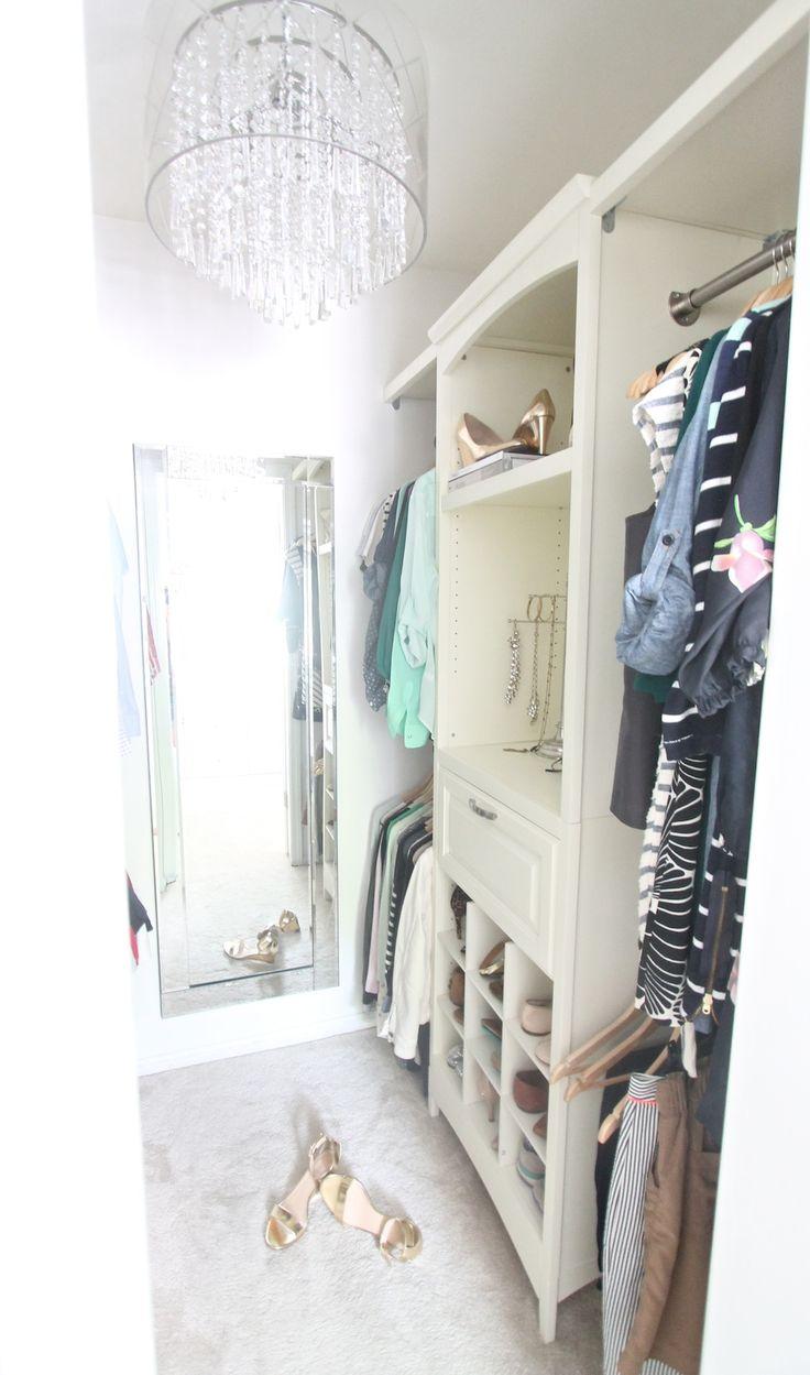 Best 25+ Closet Redo Ideas On Pinterest | Master Closet Design, Small  Master Closet And Closet Remodel