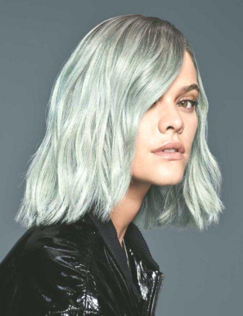 Haare Grau färben und stolz präsentieren | Haare grau ...