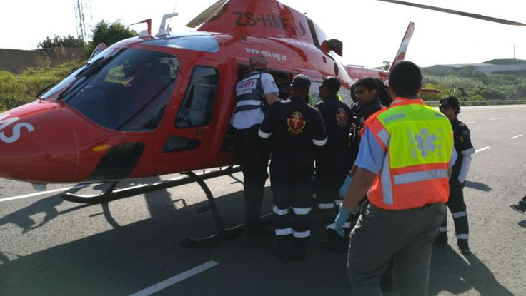 Durban - A young woman is fighting for her life in a Durban hospital after she was struck by a minibus taxi in KwaMashu on Friday morning.