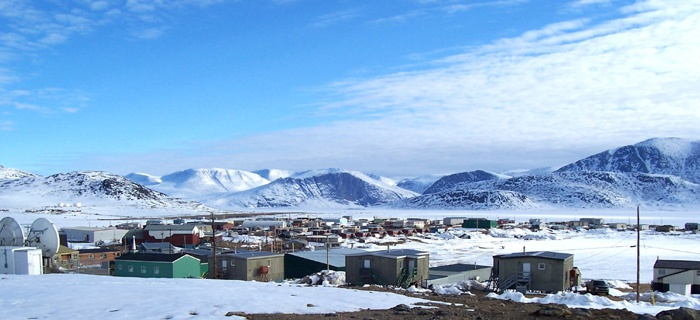 what is nunavut capital city