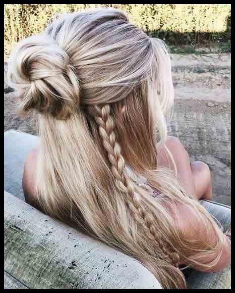 45+ Perfekte Frisuren für Mädchen, um mit den neuesten Modetrends …