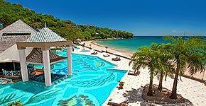 St Lucia. Caribbean
