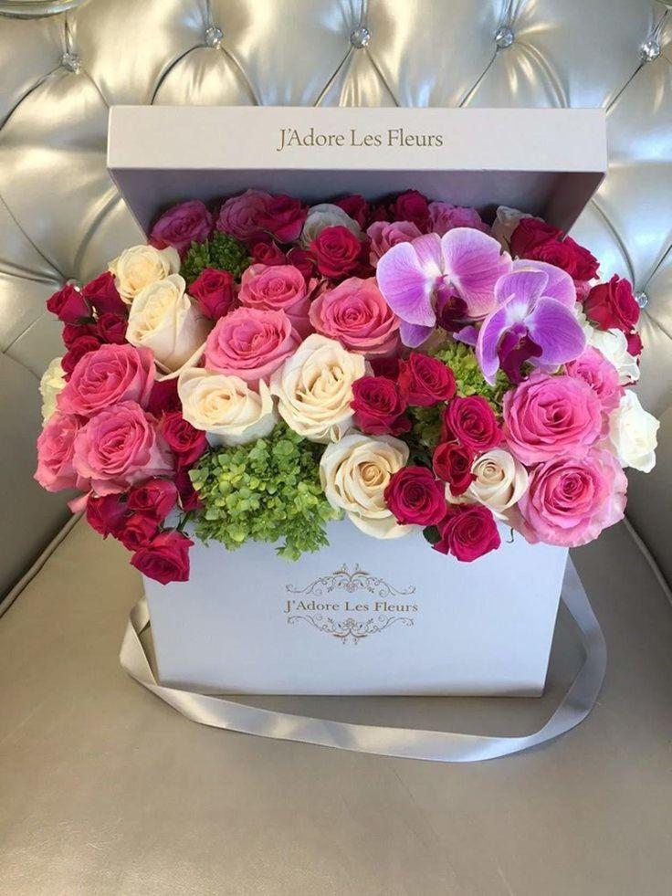 Двигающиеся, открытки с днем рождения с цветами красивые в коробке