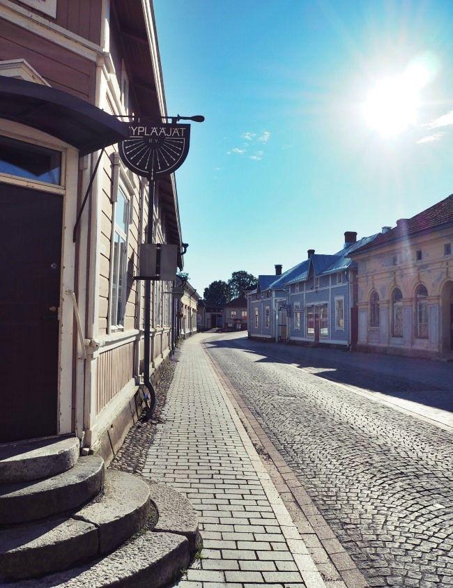 Old Rauma, Finland.