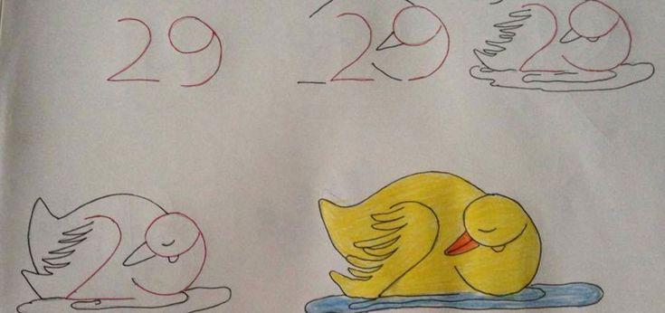 Dibujos fáciles para niños
