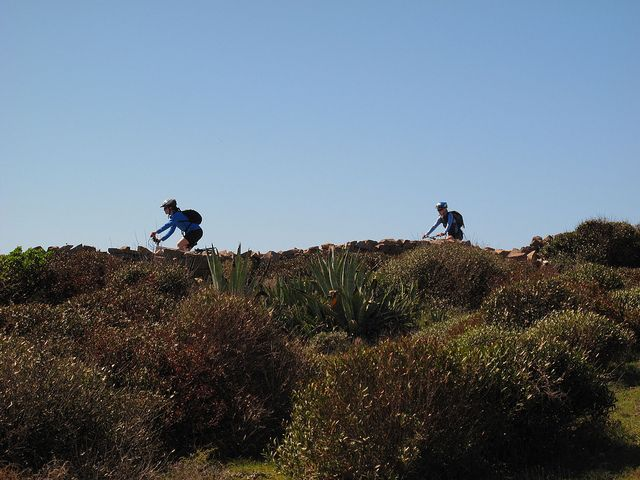 A photo from Saddle Skedaddle's Sardinia Island Flavours cycling holiday in Italy