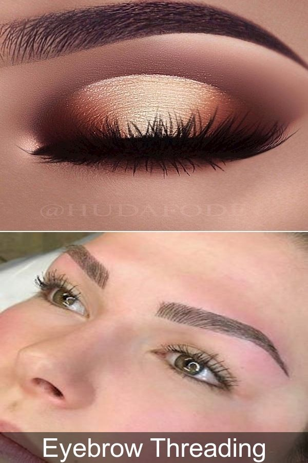 Brow Bar   Ibrow Threading   What Is Eyebrow Shaping in ...