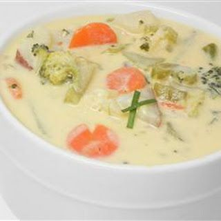 Cheese Soup I.