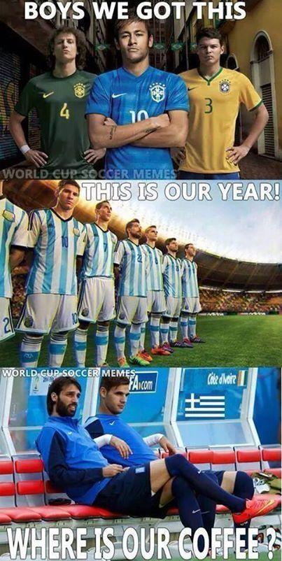 Greek soccer team