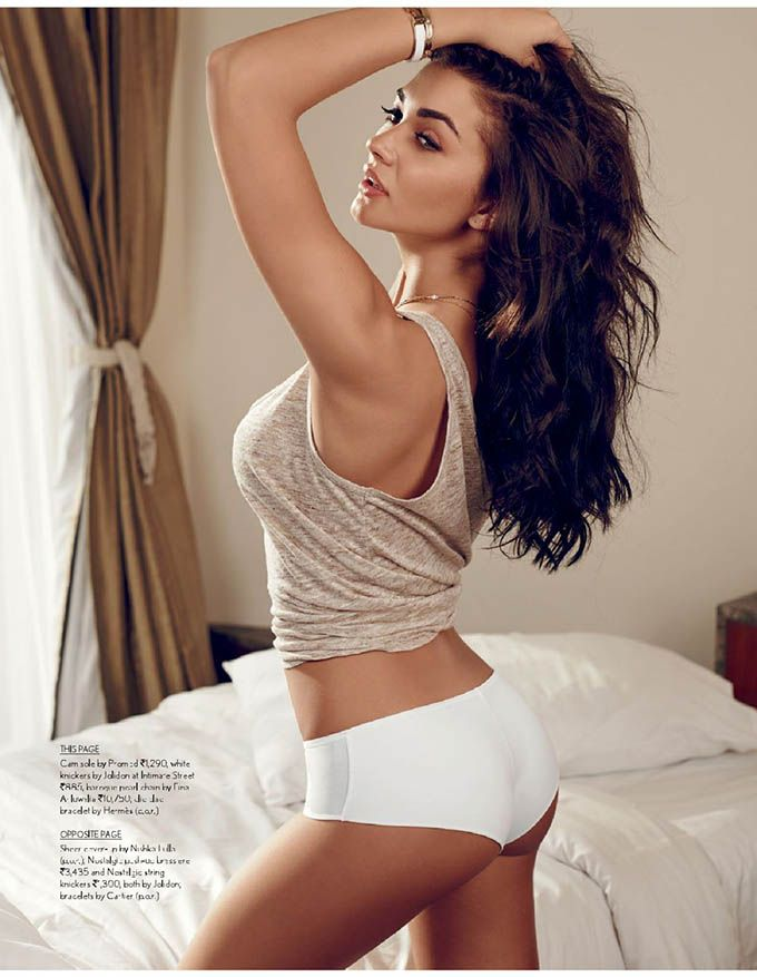 Amy Jackson in Maxim March 2015.