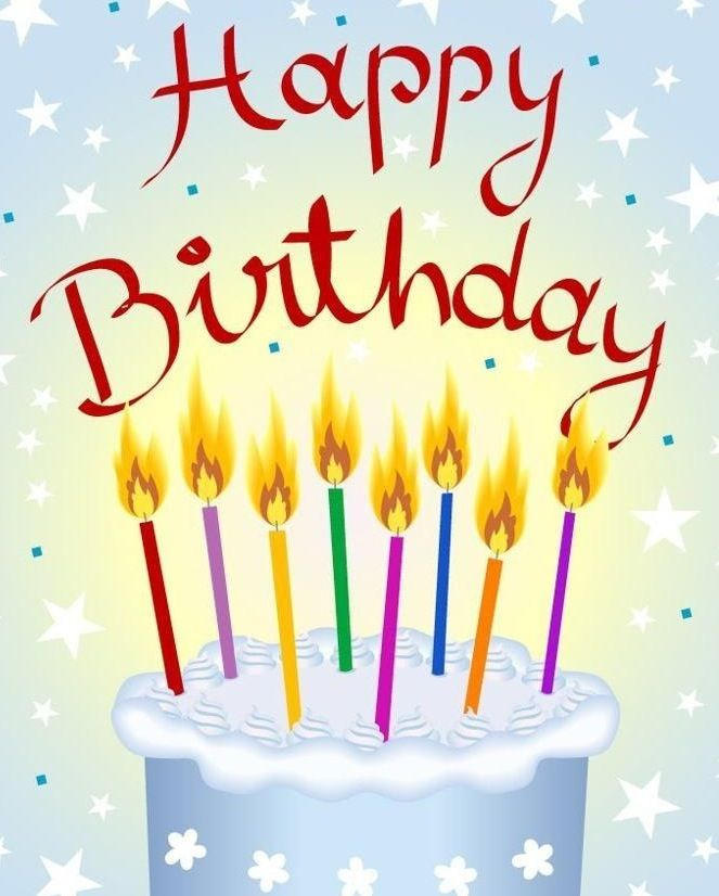 21 best BIRTHDAY WISHES images on Pinterest Happy birthday - birthday cards free download printable