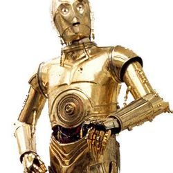 C-3PO Star Wars Episode IV: A New Hope, Star Wars Episode V: The Empire Strikes Back, Star Wars: The Clone Wars, The Making of Star Wars, Star Wars Episode VI: Return of the Jedi, Star Wars Holiday Special, Star Tours: The Adventures Continue, Star Wars Episode I: The Phantom Menace, Star Wars Episode II: Attack of the Clones, Star Wars Episode III: Revenge of the Sith, Simon Pegg and Nick Frost's Star Wars, Star Wars