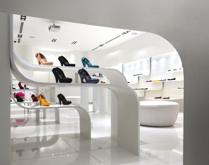 121 best Retail Design Footware images on Pinterest | Retail ...