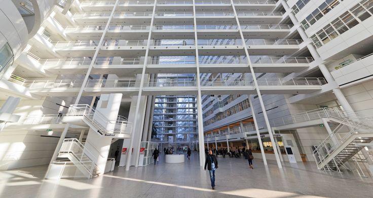 Richard Meier Stadhuis van Den Haag, Den Haag, 1995 - Google zoeken