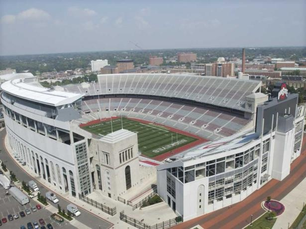 Ohio State Stadium, OH. One of my favorite places