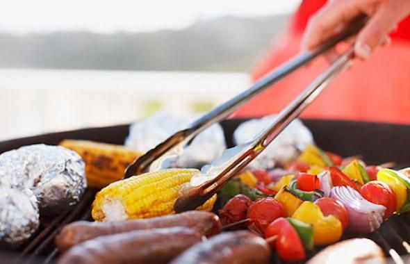 Add a little flair to your backyard barbecue with these simple ideas.