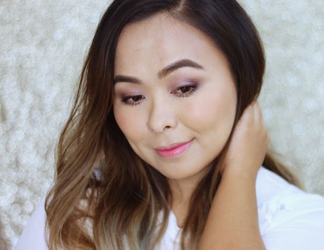 Romantic makeup using Revlon makeup + Revlon giveaway
