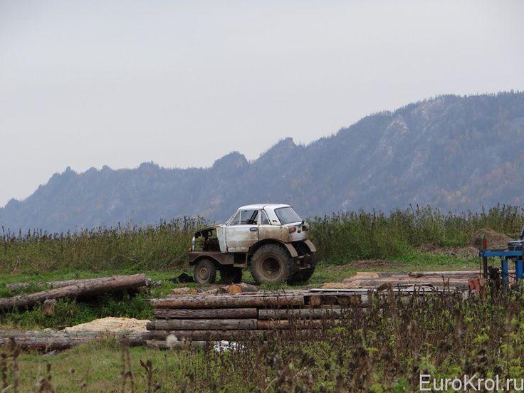 Экопоселение Александровка