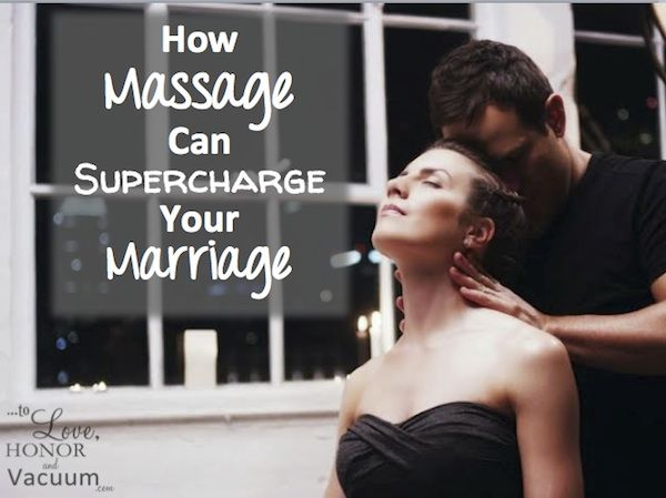 Massage in Marriage