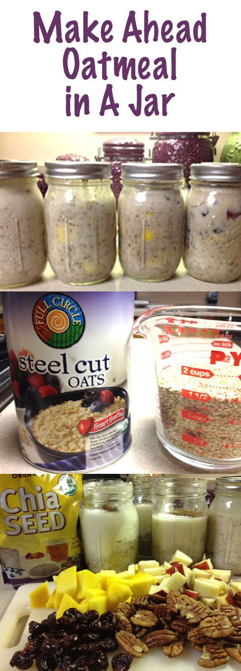 A commitment to eating healthy has got to include convenience to be successful. These oatmeal in jars are super quick and easy to make once a week to have a handy grab and go meal every day. I made…