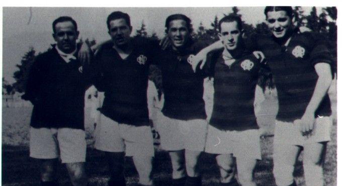 Linha do Tempo - Veja a trajetória do CAP - Clube Atlético Paranaense