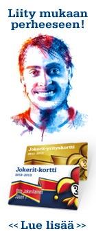 Jokerit.com - Jäsenyys