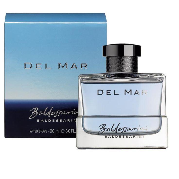 Baldessarini Del Mar by Hugo Boss 3 oz Eau De Toilette Spray for Men NIB #HugoBoss