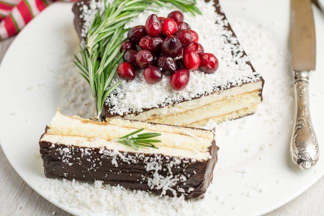 Торт на Новый год: 5 главных советских рецептов - Портал «Домашний» Торт «Птичье молоко»