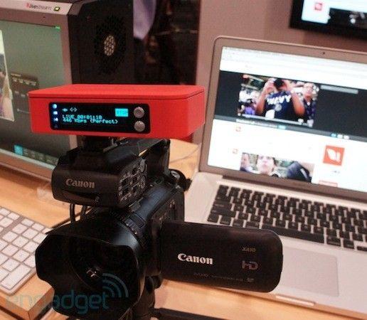 Livestream Broadcaster: Broadcast Handson, Closet